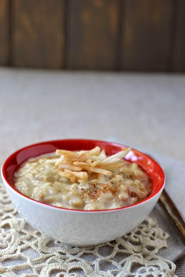 Swedish Christmas porridge