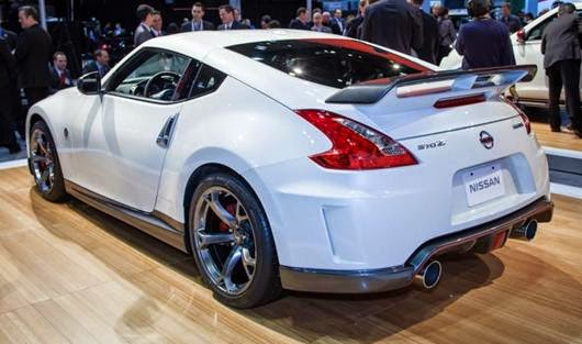 2015 Nissan 370Z Nismo Release date and Price