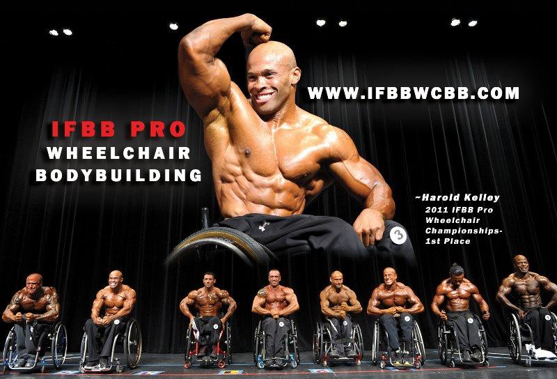 IFBB Pro Bodybuilders