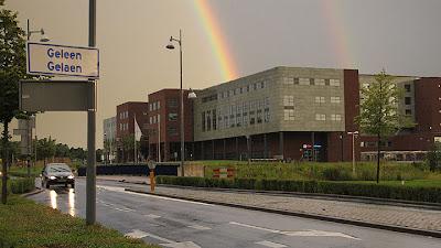 het ziekenhuis, de regenboog en het potje goud ...