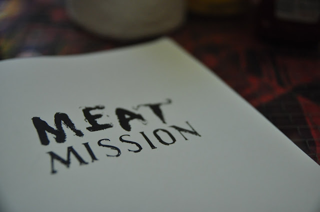 MEATmission review Hoxton Market