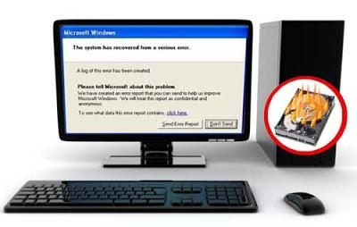 Masalah Komputer dan Internet