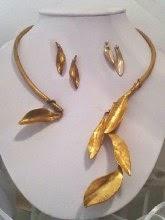 ΣΥΛΛΟΓΗ κοσμημάτων με διάφορα μέταλλα σε χειροποίητα κοσμήματα - handmade jewelry
