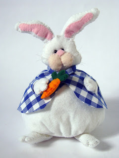 easter felt rabbith