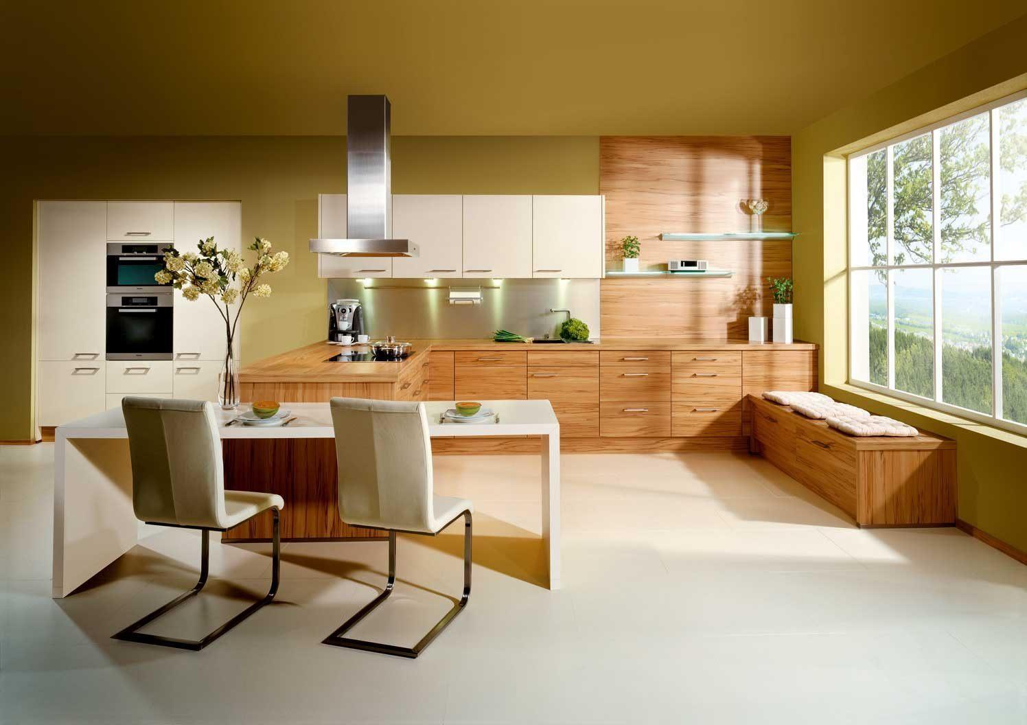 DICAS de como usar Balcões na sua Cozinha Americana Amando  #3B2605 1496 1056