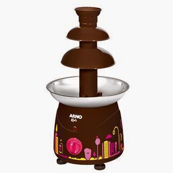 Fonte de chocolate