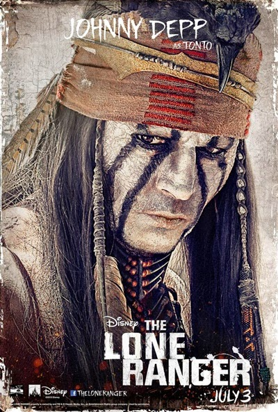 The Lone Ranger DVDrip Latino