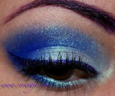 Cover Makeup on Scrangie  Obsessive Compulsive Cosmetics Loose Colour Concentrate In