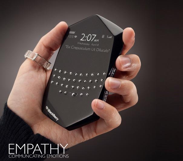blackberry empathy concept