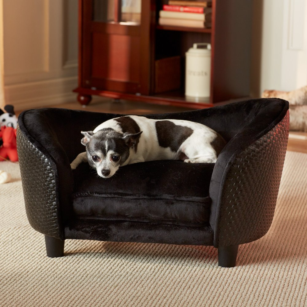 Dog beds that look like couches - Total Fab Luxury Dog Beds For Small And Large Dogs