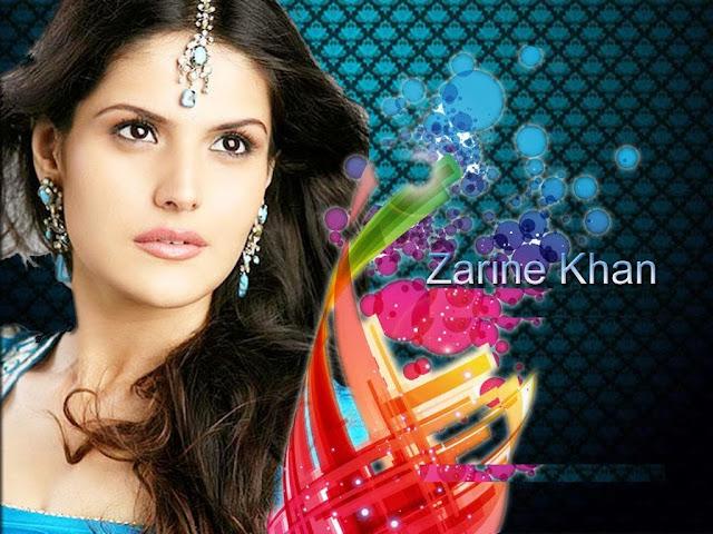Zareen Khan Hd Wallpap...
