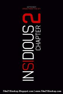 Insidious Chapter 2 2013 Bioskop