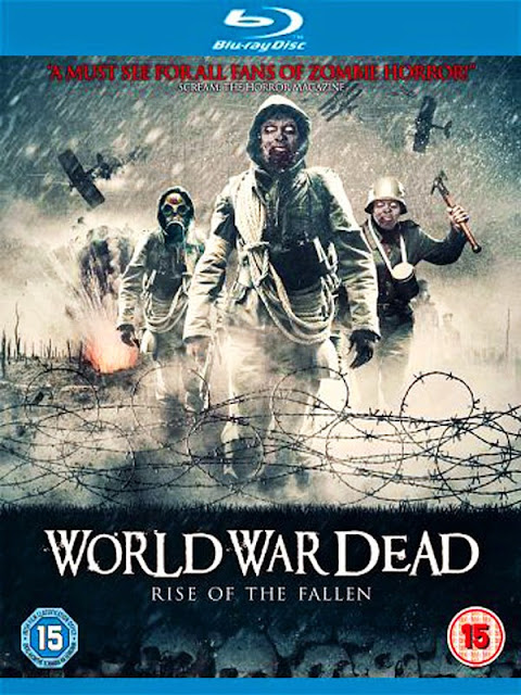 World War Dead Rise of the Fallen 2015