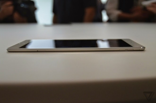 Apple introduced iPad Air 2: thinner and more powerful