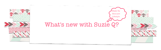 What's new with Suzie Q?