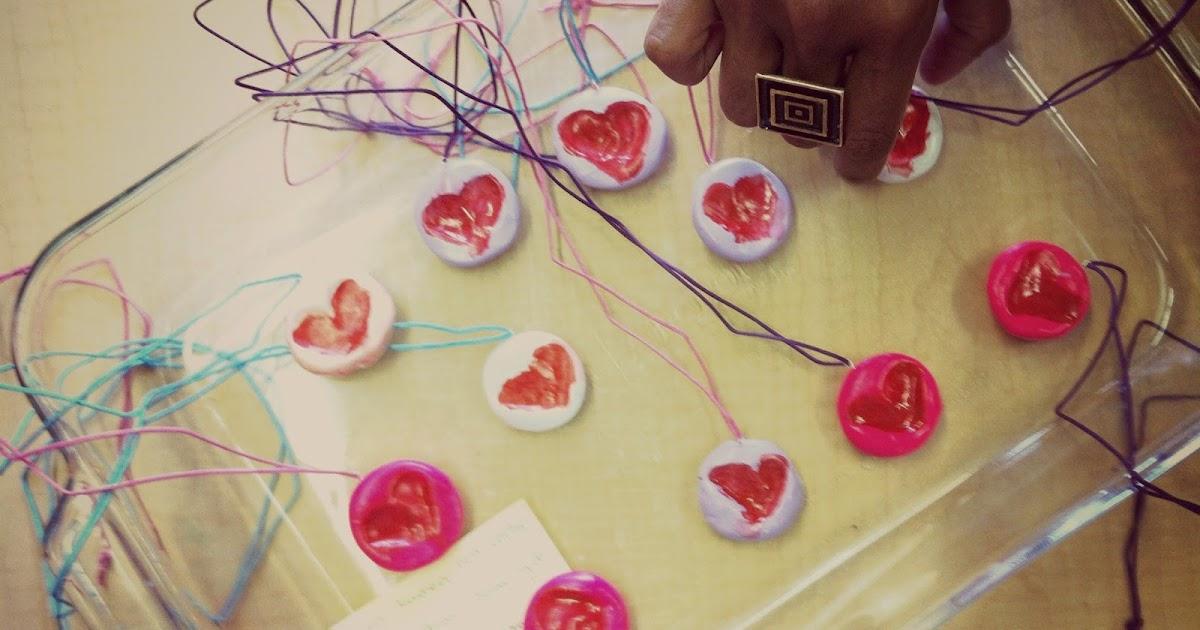 Easy Valentine Craft Ideas