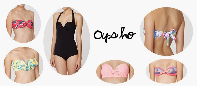 oysho bikinis