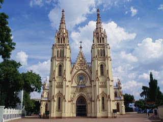 St Mary-s-church-madurai-tamil-nadu-india