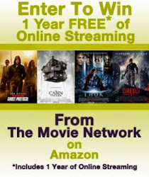 TMN's Free Year of Online Streaming on Amazon Giveaway