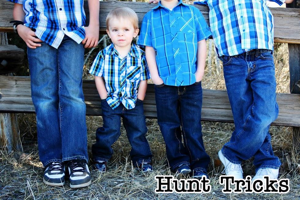 Hunt Tricks