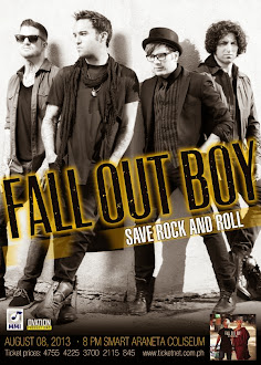Fall Out Boy Live in Manila