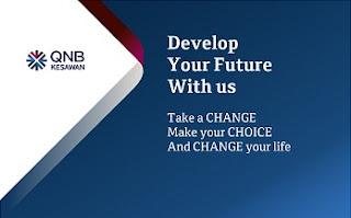 Lowongan Bank QNB Kesawan November 2012 untuk Berbagai Area Di Indonesia