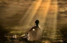 El amor de Dios ilumina mi cielo.