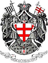 Escudo de la Orden Soberana Militar del Templo de Jerusalem