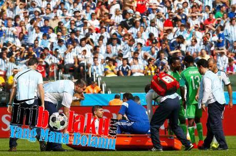 Argentina Menantikan Kabar Aguero