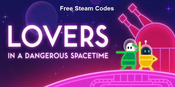 Lovers in a Dangerous Spacetime Key Generator Free CD Key Download