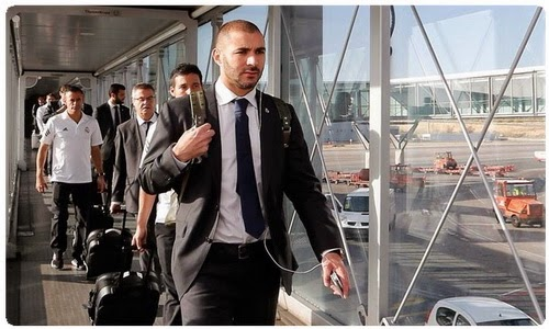 Benzema: To play against Barcelona is always very difficult