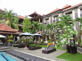 Hotel di Kuta Bali Ada Kolam Renang Tarif 100 - 300rb