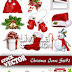 Stock Vector - Christmas Icons Set 2