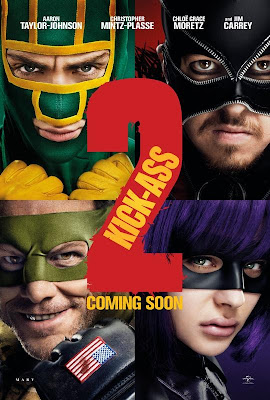 Kick-Ass 2 (2013) DVDRip Latino