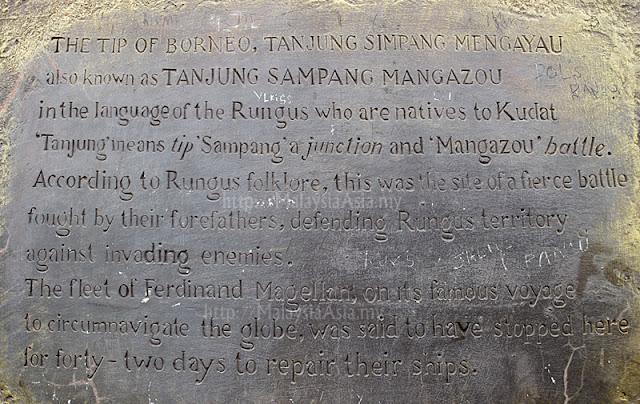Tip of Borneo Sabah
