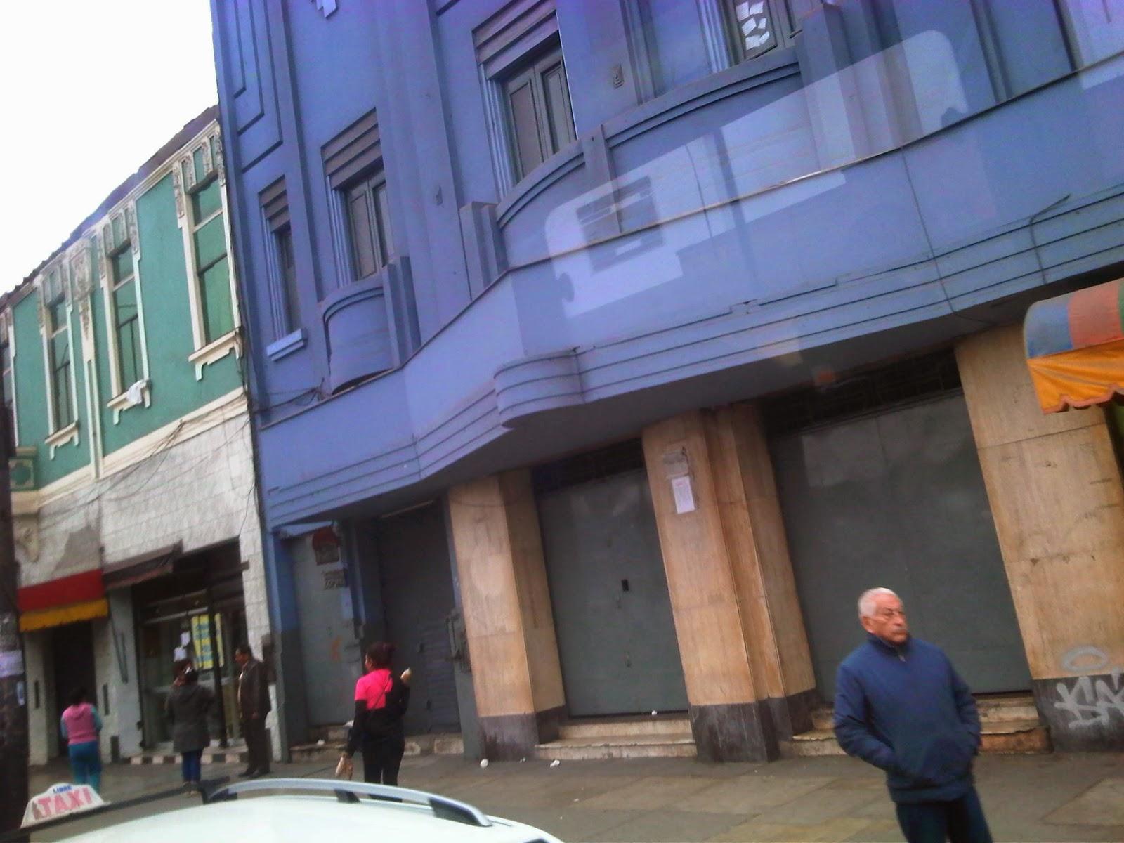 Avenida las putas 2 - 3 1