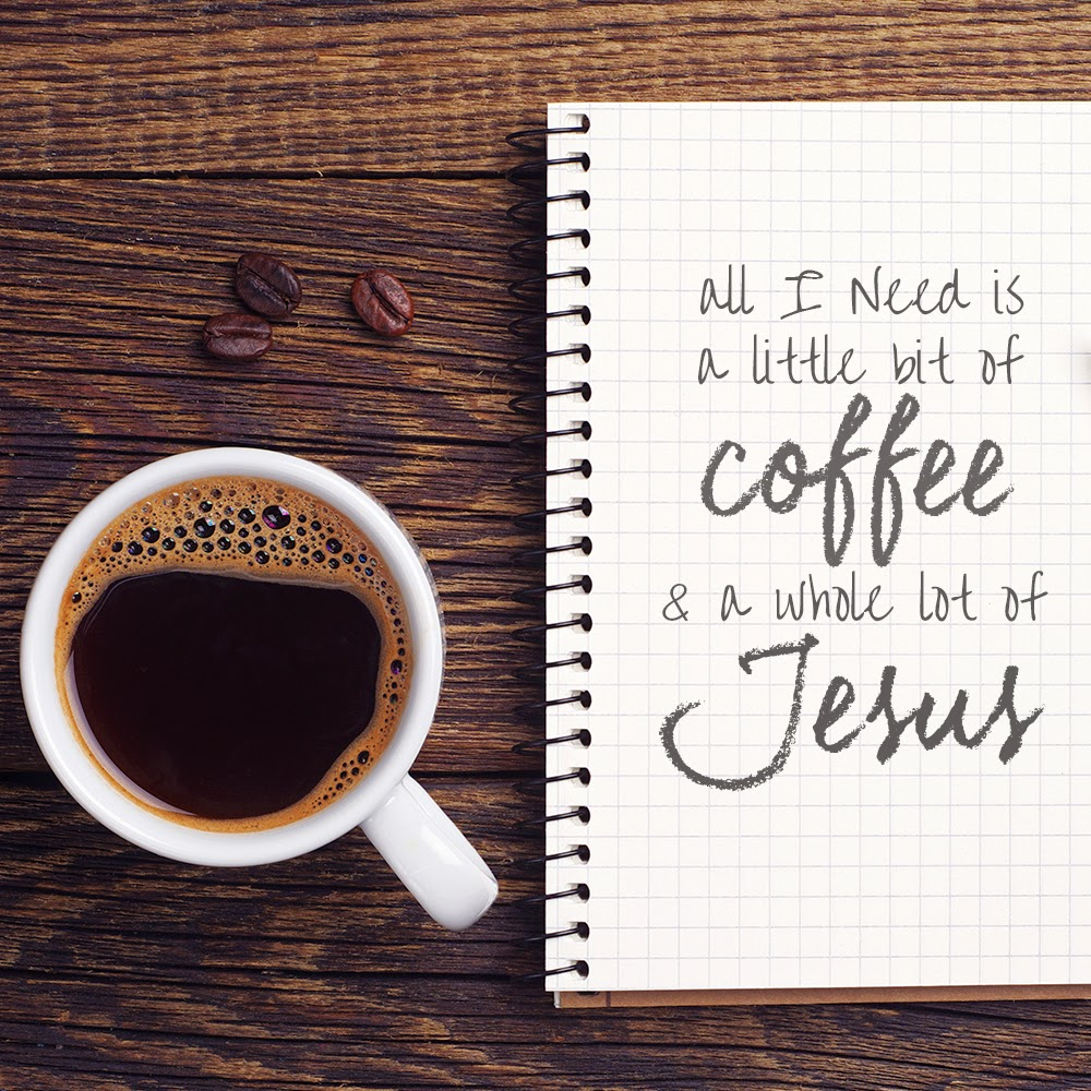 Image result for coffee and jesus