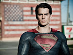 SUPERMAN 2013 (Henry Cavill, Russell Crowe, Kevin Costner)