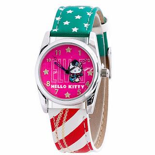 Jam Tangan Hello Kitty