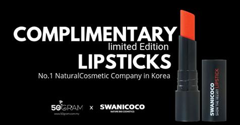 Free Lipstik