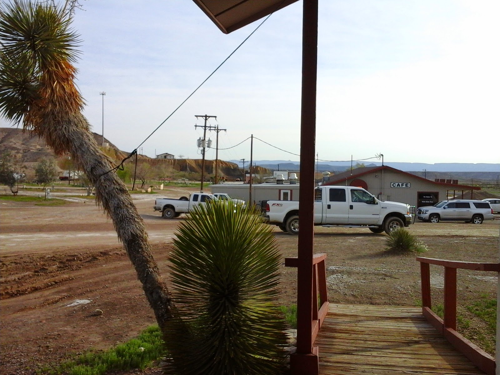 The field lab almost home for Big bend motor inn