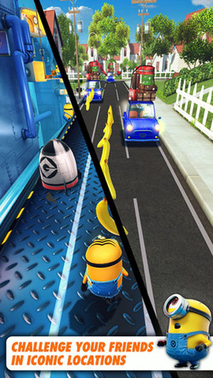 Despicable Me: Minion Rush APK free download