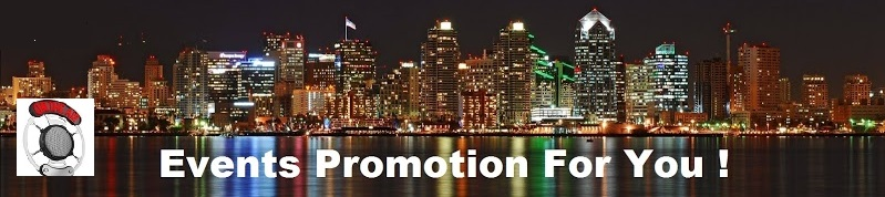 Events Promotion For You !