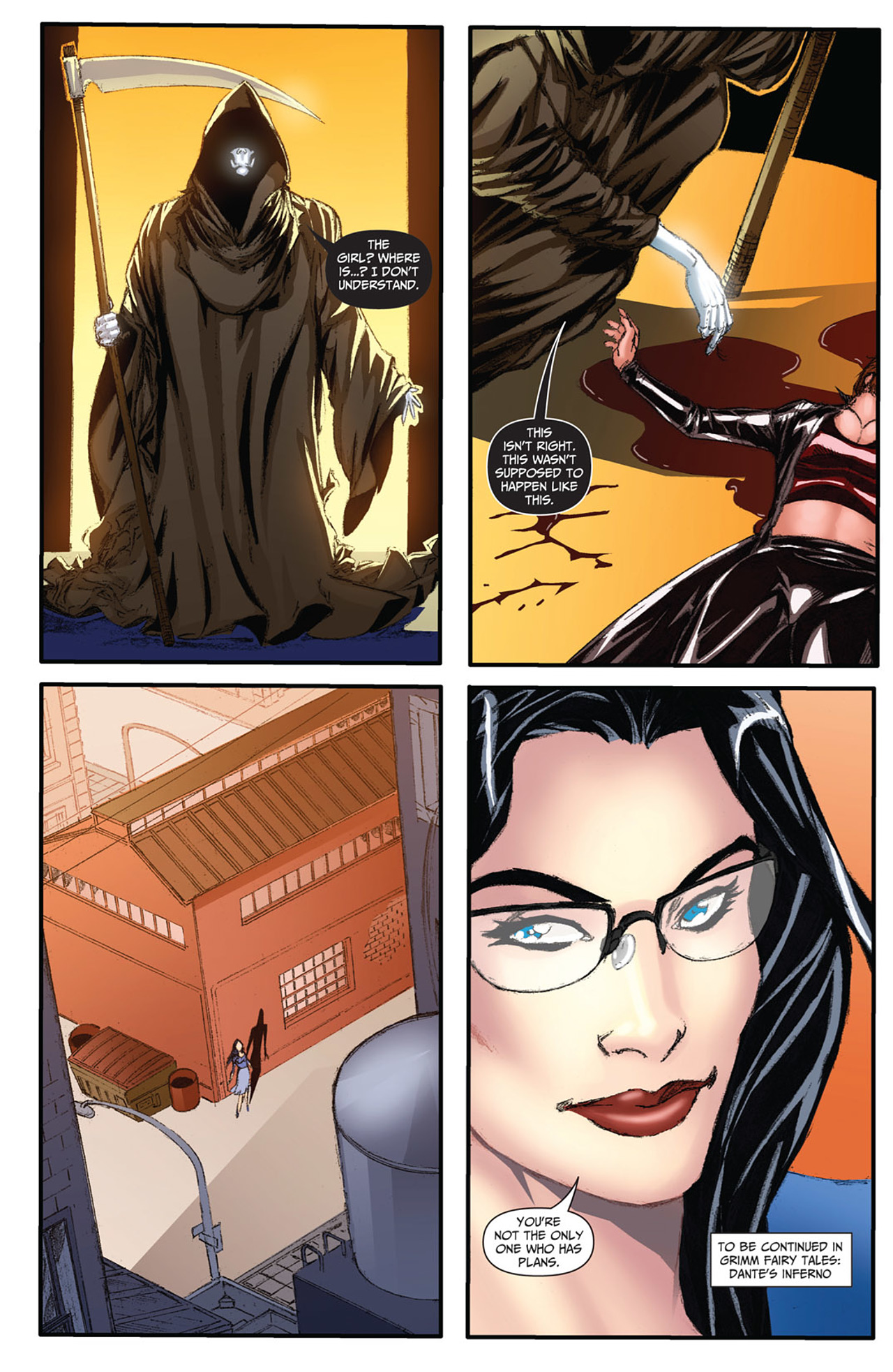 Grimm Fairy Tales (2005) Issue #41 #44 - English 25