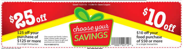 graphic about Yankee Candle $10 Off $25 Printable Coupon named Imaginative Couponing: Cub Meals $10 off $50 or $25 off $125