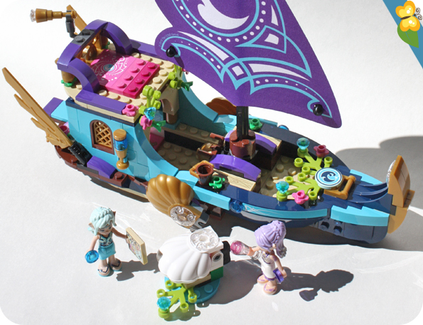 Naida's Epic Adventure Ship (41073)