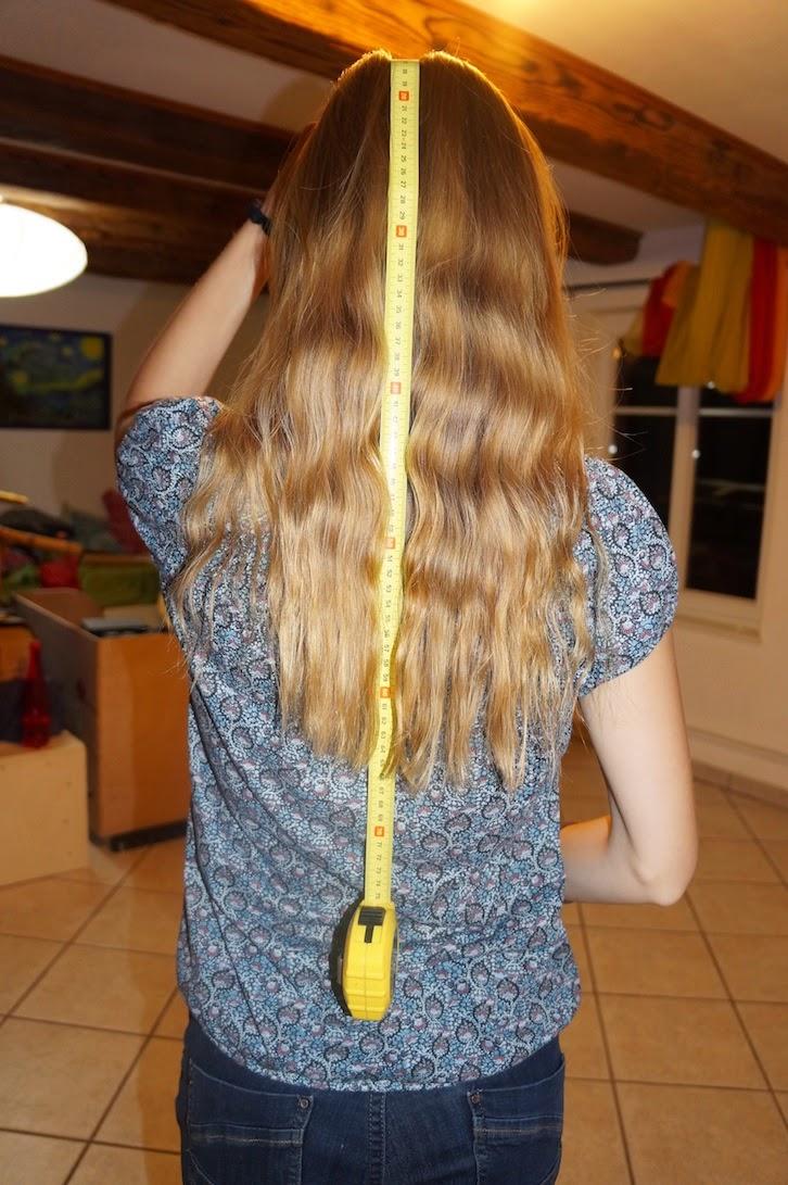 Faire pousser ses cheveux 4 cm par mois