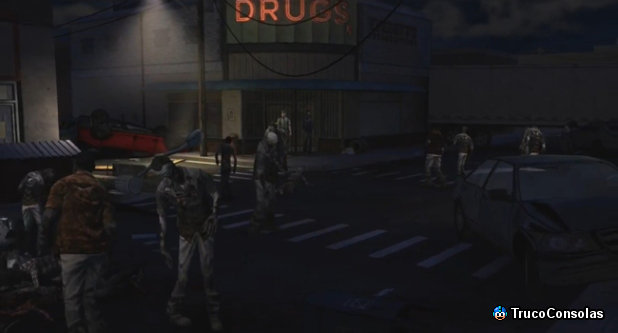 The Walking Dead The Game Drugstore