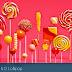 """【レビュー】Android 5.0 """"Lollipop""""を試す! - 外観・特徴の紹介など"""