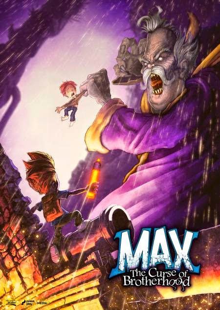 Max: The Curse of Brotherhood pc release